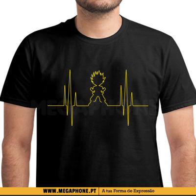 Heartbeat Super Sayai Shirt