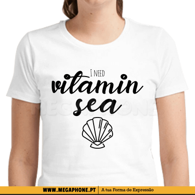 I Need Vitamin Sea Shirt