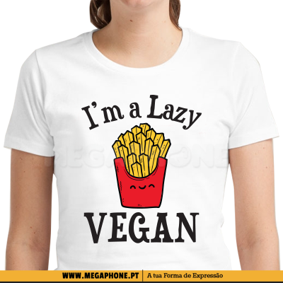 I'm a Lazy Vegan