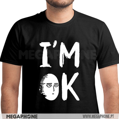 Im Ok One Punch shirt