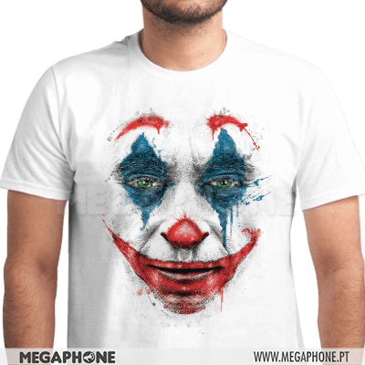 Joker Face Shirt