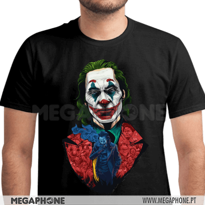 Joker Coringa Shirt