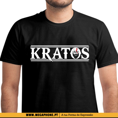 Kratos God of War Shirt