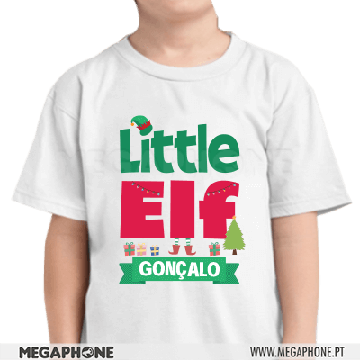 Little Elf Shirt
