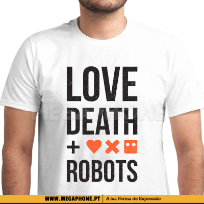 Love Death Robots Shirt