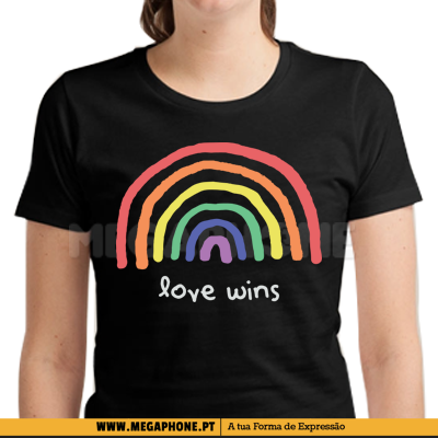 Love Wins LGBT Shirt
