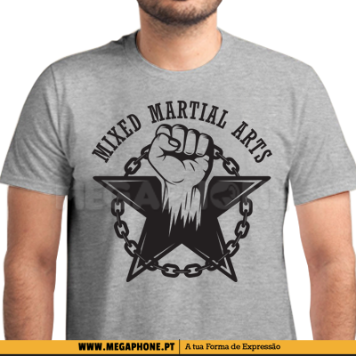 Mixed Martial Arts Shirt