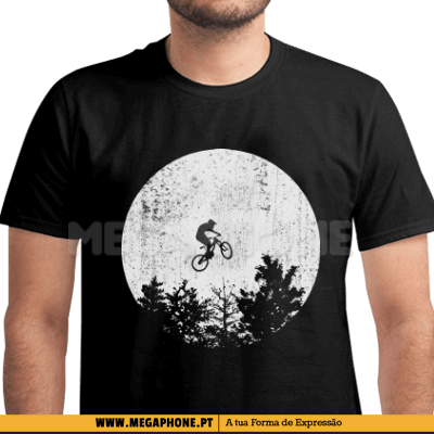 Salto Bike Lua Shirt