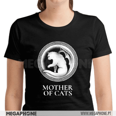 Mother of Cats v2 Shirt
