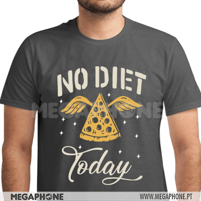 No diet today shirt