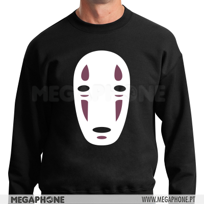 No face shirt