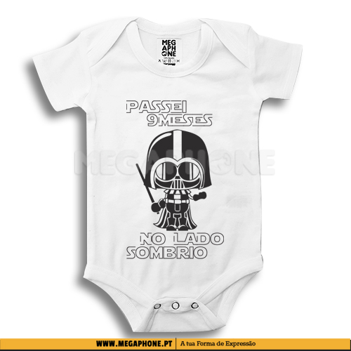Body Star Wars Lado Sombrio