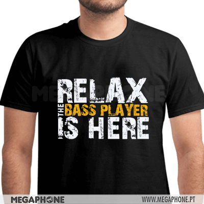 Relax Bass Player is here