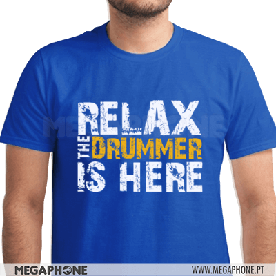 Relax Drummer is here