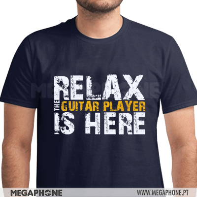 Relax Guitar Player is here