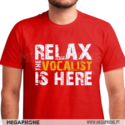 Relax Vocalist is here