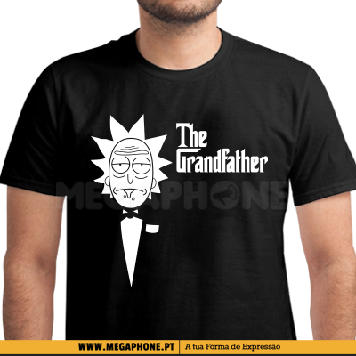 Rick Grandfather Shirt