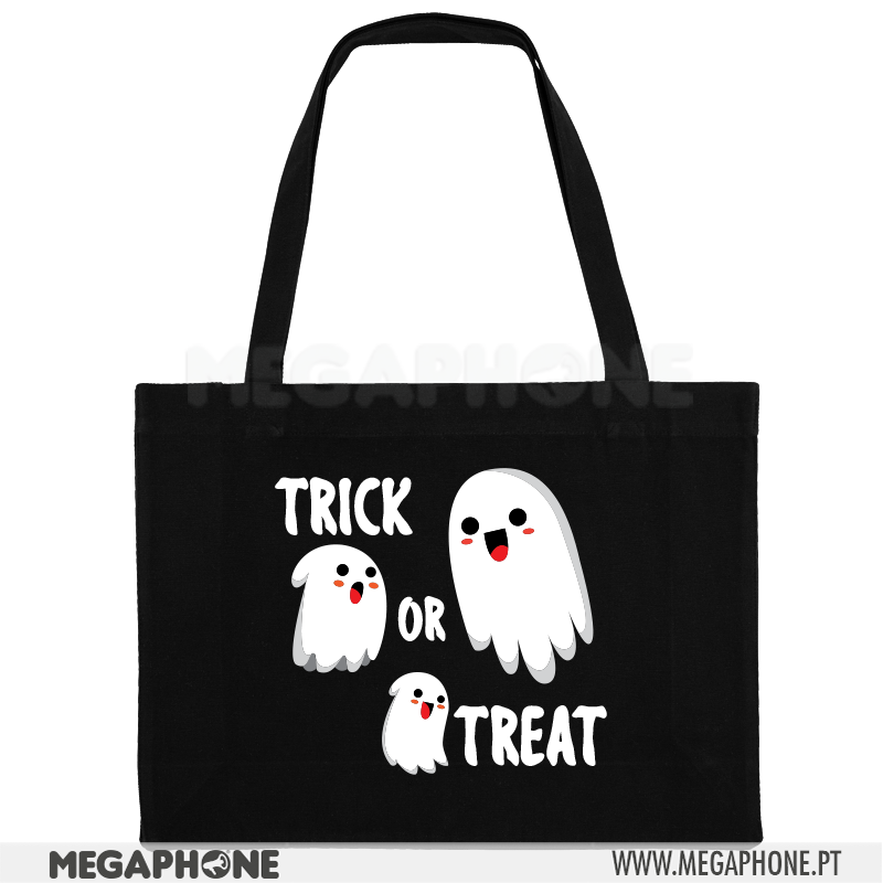 bag ghosts Trick or Treat