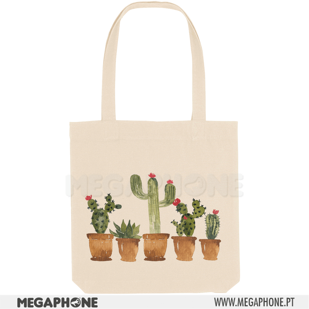 Custom Bag Cactus