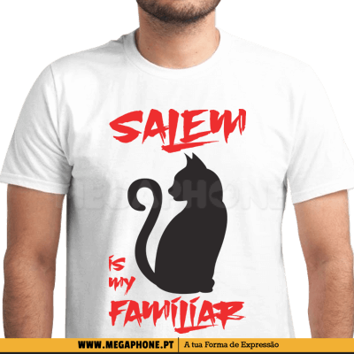 Salem is my familiar shirt