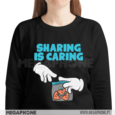 Sharing is caring shirt