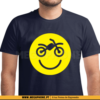 Smile Motocross Shirt