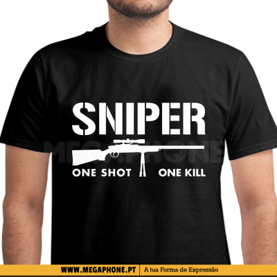 Sniper One Shot Shirt