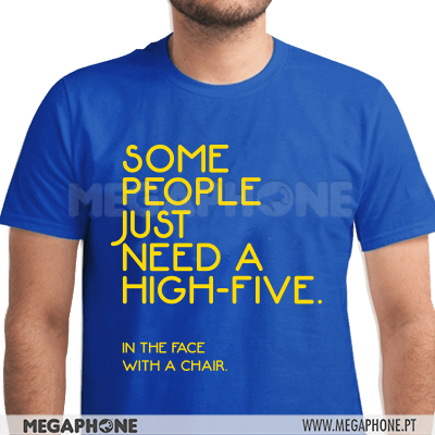 Some people need high-five shirt