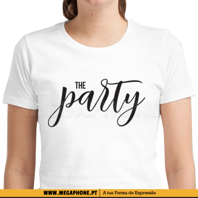 Bride - The Party Shirt