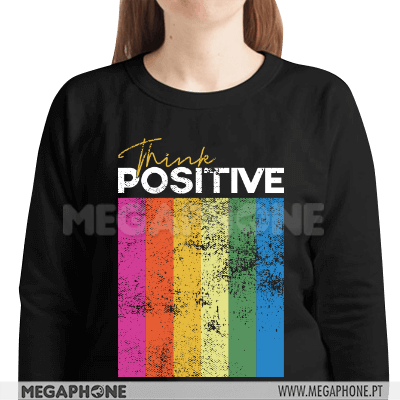 Think Positive Shirt