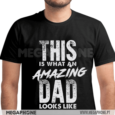 Amazing Dad Loves Like Shirt