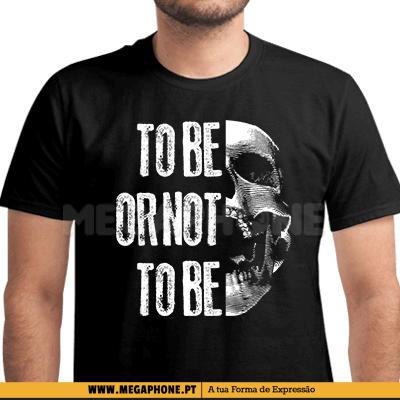 Shakespeare To Be Or Not Shirt
