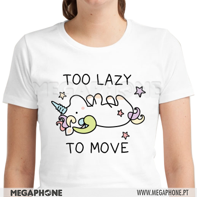 Too Lazy to move shirt