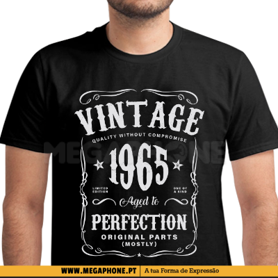 Vintage 1965 Perfection Shirt