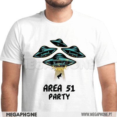 Area 51 Party Shirt