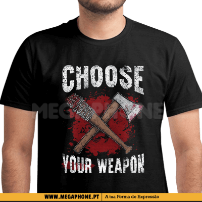 Walking Dead Choose Weapon