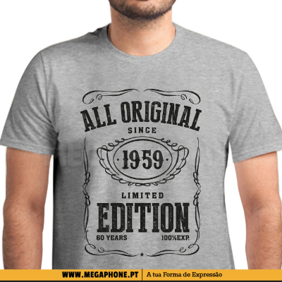 All Original Since 1959 Shirt