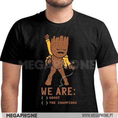We are Groot Queen Shirt