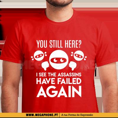 T-shirts Engraçadas - Megaphone - Loja Online de T-Shirts de44c3b0115