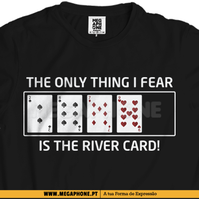 River card shirt