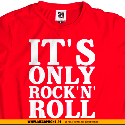It's Only Rock T-shirt