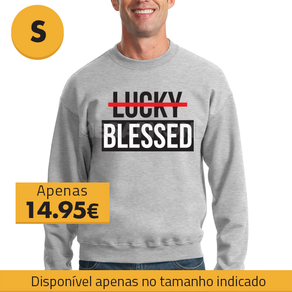 Saldo Lucky Blessed