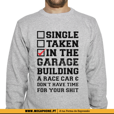 Single Taken Garage shirt