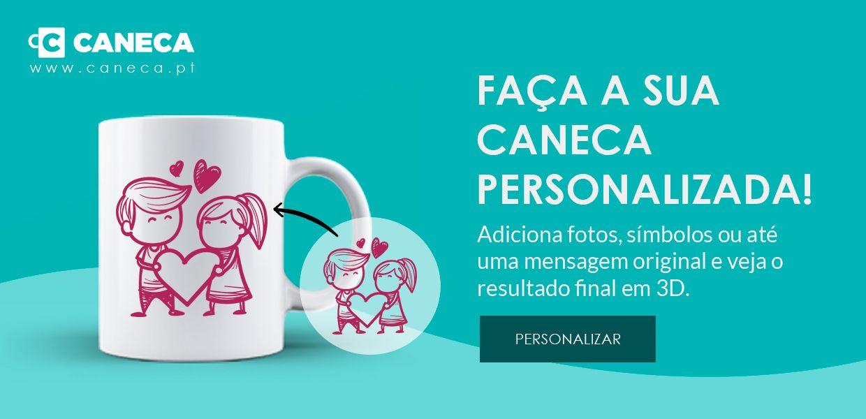 canecas personalizadas portugal