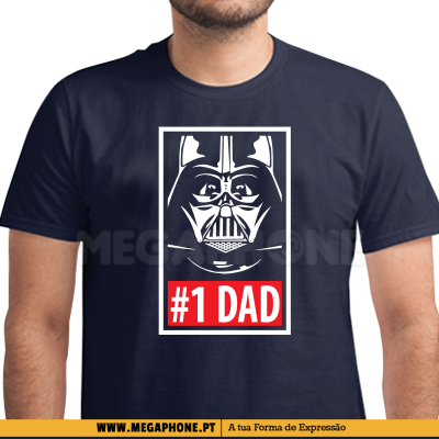 Star Wars #1 Dad shirts
