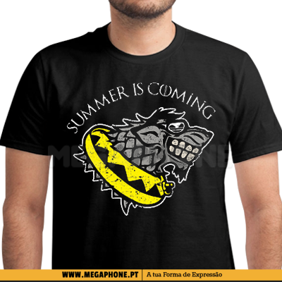 Summer is coming shirt