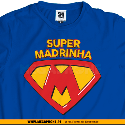 Super Madrinha shirt