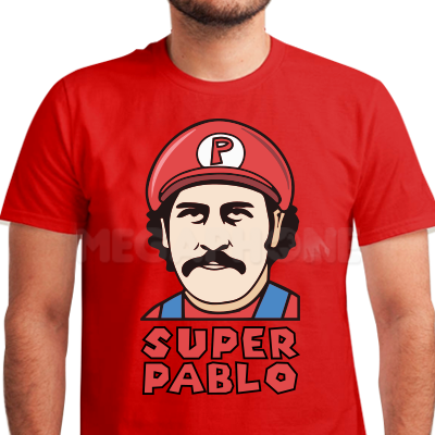 Super Pablo shirt