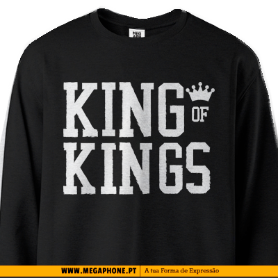 King of kings shirt