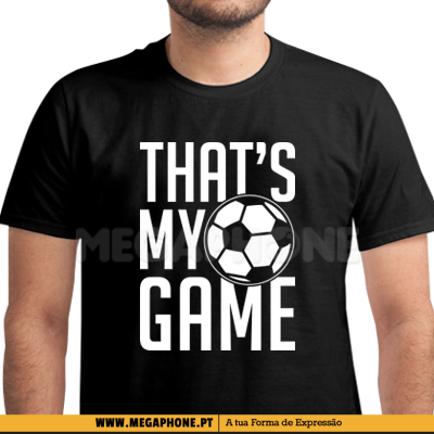 Thats my game shirt